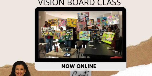 LIFE DESIGN & CLARITY VISION BOARD